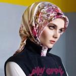 مدل های جدید روسری برند آکرا