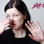 علت های بوی نامطبوع در قاعدگی