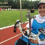 سمیه عباسپور به فینال کامپوند جهانی راه یافت