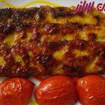 طرز تهیه کباب کوبیده مرغ تابه ای