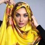 شیکترین و زیباترین شال های زنانه و دخترانه