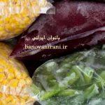 نکاتی در مورد منجمد کردن مواد غذایی در فریزر