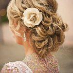 مدل موی عروس به سبک اروپایی