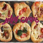 طرز تهیه نوعی مینی پیتزا