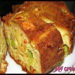 طرز تهیه کیک سبزیجات