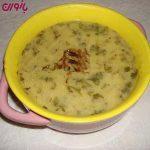 طرز تهیه سوپ ترخینه