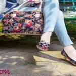 ست های زیبای کیف و کفش شیک دانشجویی