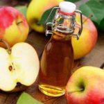 بستن منافذ پوست با ماسک سرکه سیب