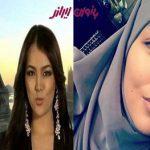 ایکول الیکزانوا ملکه زیبایی قرقیزستانی با حجاب شد