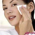 علت چرب شدن پوست صورت و درمان آن