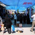کتک خوردن ۴ عراقی در بازار آبادان به دلیل مزاحمت به زنان