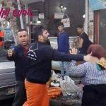 بیانیه شهرداری فومن درباره کتک خوردن زن دستفروش از ماموران شهرداری