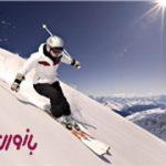 فروغ عباسی در هفته دوم رقابتهای لیگ اسکی آلپاین اول شد