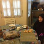 عفت مرعشی بر سر میز صبحانه یاد آیت الله هاشمی افتاد