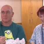 زنی یک ساعت بعد از اینکه فهمید حامله است زایمان کرد