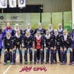 تیم ملی والیبال بانوان ایران قهرمان انتخابی زنان جهان در آسیای مرکزی شد