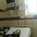 شهربانو منصوریان دچار حمله قلبی شد