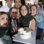 تولد المیرا شریفی مقدم در سایه حملات تروریستی تهران