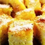 طرز تهیه کیک نارگیلی خوشمزه