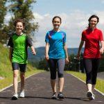 فواید پیاده روی ۳۰ دقیقه ای در روز
