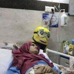 هانیه دختر ۱۴ ساله ای که با نجات خواهرش قهرمان زلزله کرمانشاه شد